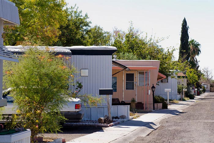 Mobile Home Park in Las Vegas, NV | King's Row RV Park