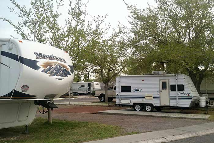 Quality RV Park and Campground in Las Vegas | King's Row RV Park